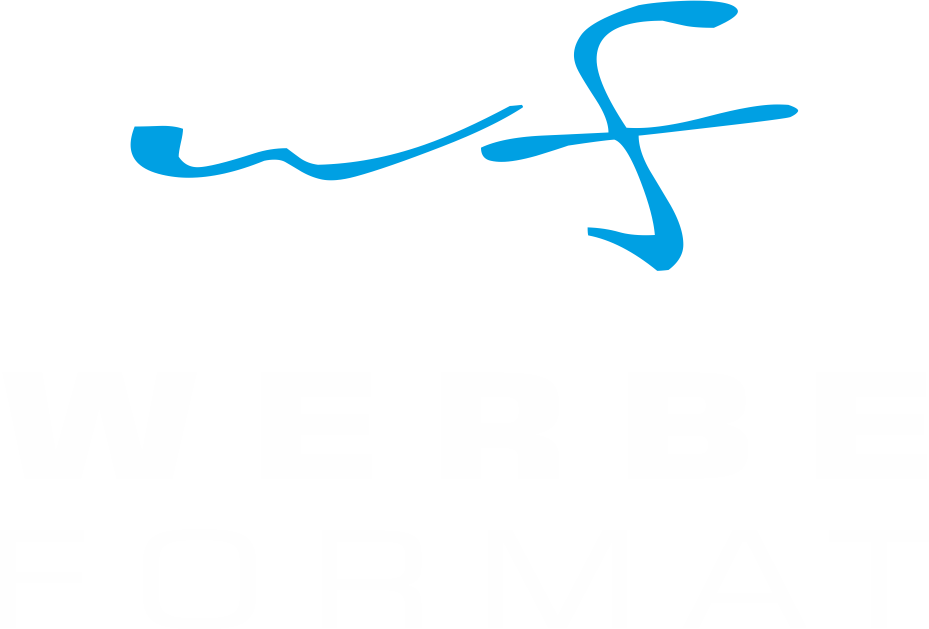 Werbe Format
